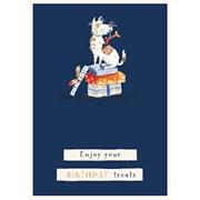 Birthday Treats B/day Card (GH1057)