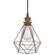 Premier Bronze Diamond Cage Light Shade (BL161352)