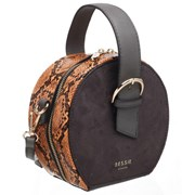Bessie Handbag Grey (BL3895 GREY)