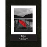 Black Paper Frame A2 (HEXU)