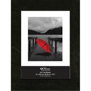 Black Paper Frame A4 (HEXS)