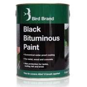 Bird Brand Black Bitumen 5lt (0210)