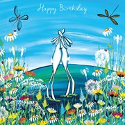 Card Happy Birthday (KA82877)