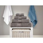 Deyongs Bliss Pima Bath Towel Slate (206319)