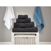 Deyongs Bliss Pima Hand Towel Steel (206213)