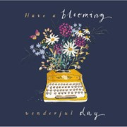 Blooming Wonderful B/day Card (CISE1097)