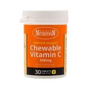 Basic Nutrition Vit C Chewable 500mg 30s (BNVC)