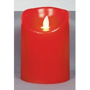 Battery Operated Dancing Flame Red 13cm (LB122452R)