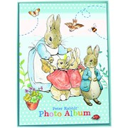 Boxed Photo Album Peter Rabbit Pastel Stripes (RFS13127)