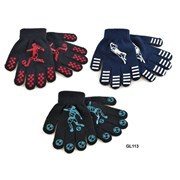 Boys Magic Gripper Gloves (GL113)