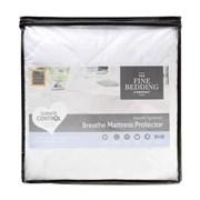 Breathe Mattress Protector Single (PIMPFNBRS)