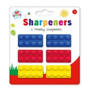 Novelty Sharpeners Bricks (BRIS)