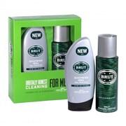 Brut Shower Gel & Deo Gift Set (USP-4877)