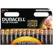 Duracell Plus Power Aa 12pk (MN1500B812PP)