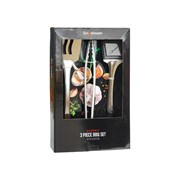 Grillstream Gourmet 3pc Tool Set (BTG3PCSET)