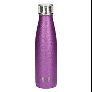 Built Bottle Perfect Seal Purple Glitter 17oz (C000838)