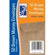 C.dinner Money Envelopes 50s (STA031)