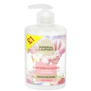 I.leather Handwash Cotton Clouds  £1* 300ml (C002145)