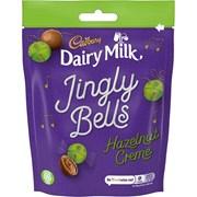 Cadbury Hazelnut Creme Jingly Bells 73g (382747)