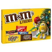 Cadbury M&m's Friend Selection Box Med 139g (124537)
