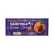 Cadbury Winter Wonderland Orange Blossom 95g (412734)