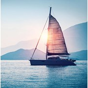 Calm Waters Card (HI0713W)