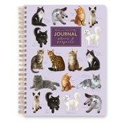 Cats Wiro Notebook With Dividers A5 (RFS13304)