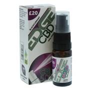 Edge Cbd Oral Spray Blackcurrant 5% (CBDEDG006)