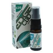 Edge Cbd Oral Spray Menthol 5% (CBDEDG009)