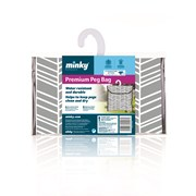 Minky Premium Peg Bag (CC18290108)