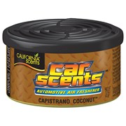 California Scents Capistrano Coconut Car Scent Can (CCS-016)