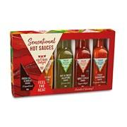 Cottage Delight Sensational Hot Sauces 2020 5x60ml (CD810034)