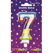 Simon Elvin Number Candle - 7 (CDL908)
