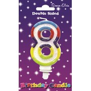 Simon Elvin Number Candle - 8 (CDL909)