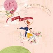 Celebration B/day Card (CISE1102)