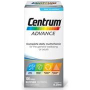 Centrum Advance Multi-vitamins 100s (020968)