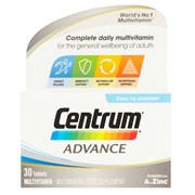 Centrum Advance Multi-vitamins 30s (012626)