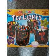 Mosaic Tea Lights Creative Set (881)