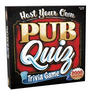 Cheatwell Host Your Own Pub Quiz Trivia Game (14555)
