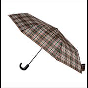 Totes Isotoner Mens Auto O/c Xtra Strong Country Check Umbrella (7813CHK)
