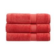 Christy Supreme Hygro Hand Towel Coral (10312740)