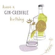 Gin Credible Card (CISE1017)