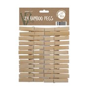 Eco Friendly Bamboo Pegs (CLE194108)