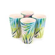 Kayan Bamboo Set Of 4 Mugs (CM06333)
