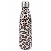 Watercolour Leopard Flask 500ml (CM06513)