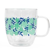 Cambridge Penelope Glass Mug 350ml (CM07262)