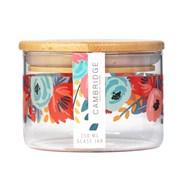 Arielle Glass Jar 250ml (CM07278)