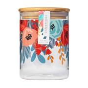 Arielle Glass Jar 650ml (CM07279)