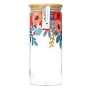 Arielle Glass Jar 1200ml (CM07280)