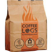 Coffee Logs Eco Briquettes 16 log